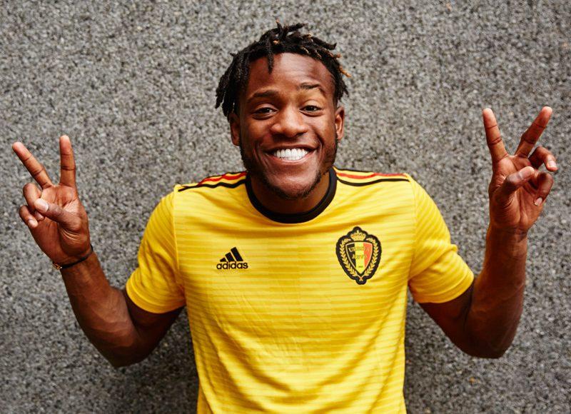 Belgium 2018 World Cup Adidas Home Away Kit