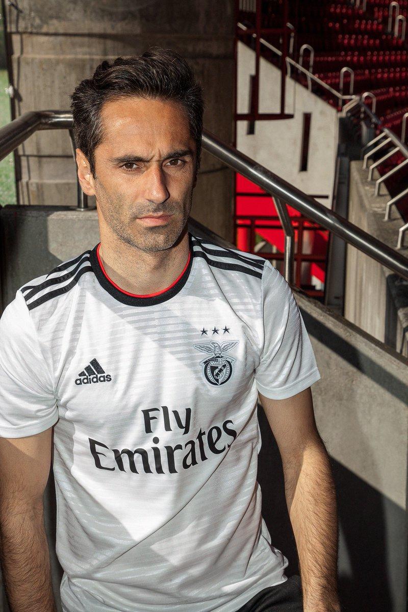 Benfica 2018-19 Adidas Home Away Kit
