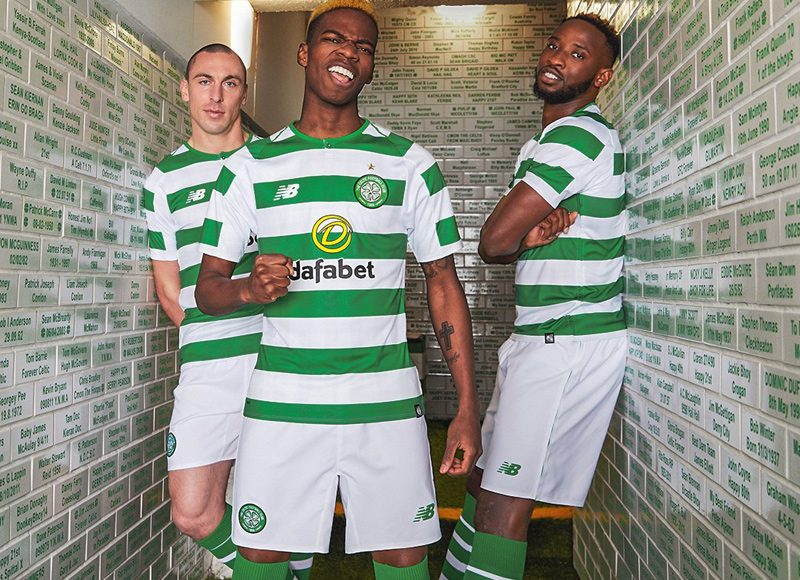 66405a863 Celtic 2018-19 Nike Home Kits | Football Shirt News
