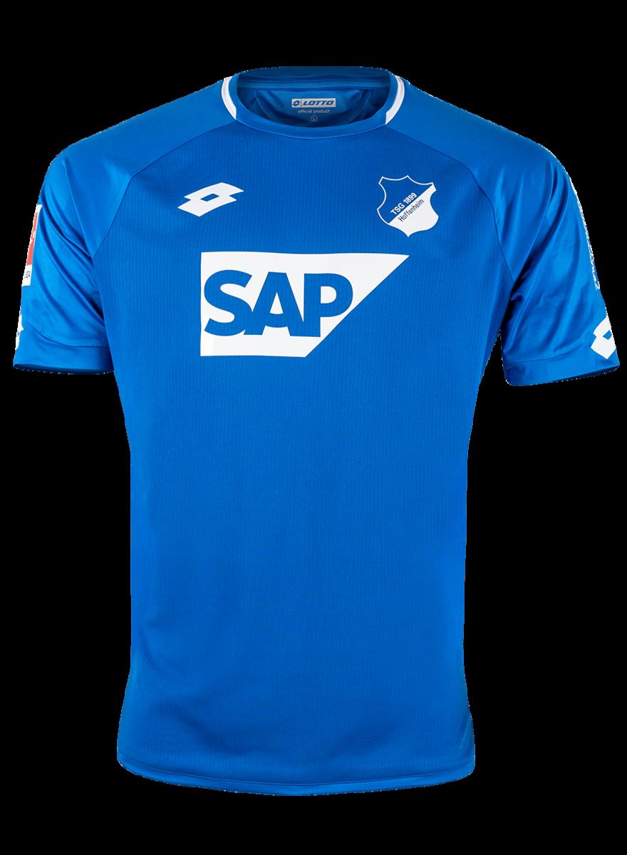Hoffenheim 2018 19 Home Kit Football Shirt Football Shirt News
