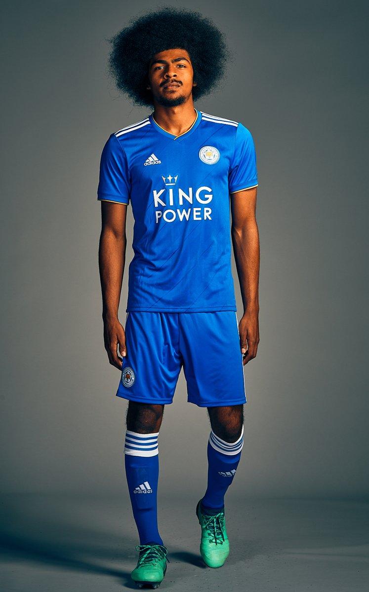 Leicester City 2018-19 Adidas Home Kit Football Shirt