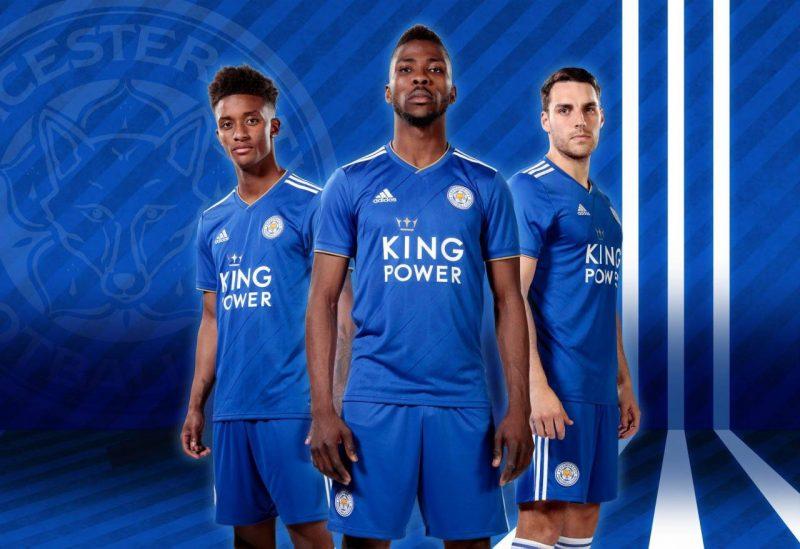 44f5aa0bec4 Leicester City 2018-19 Adidas Home Kit Football Shirt