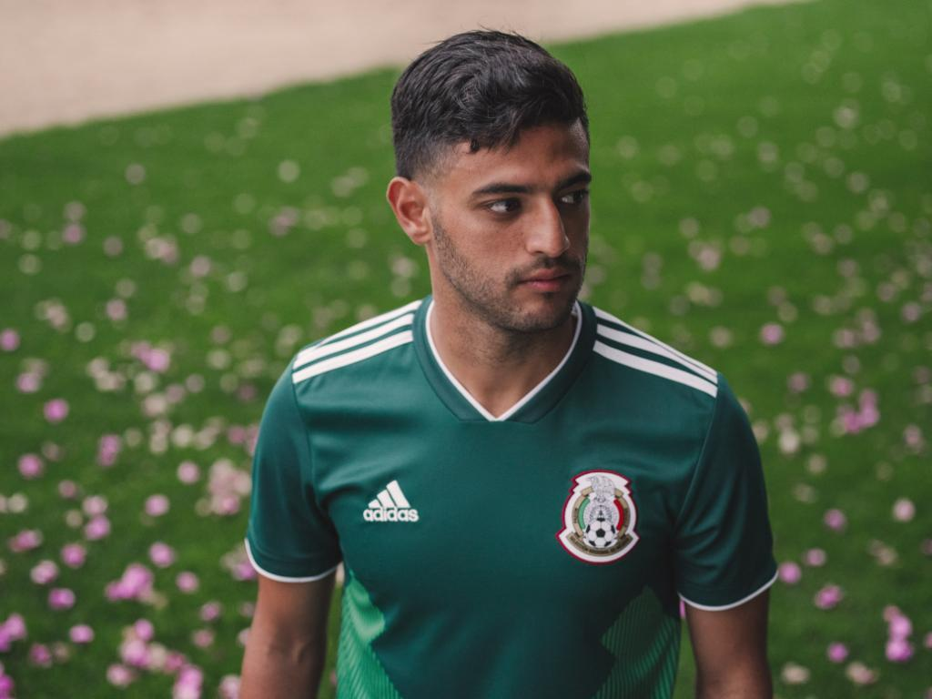 Mexico 2018 World Cup Adidas Home Away Kit