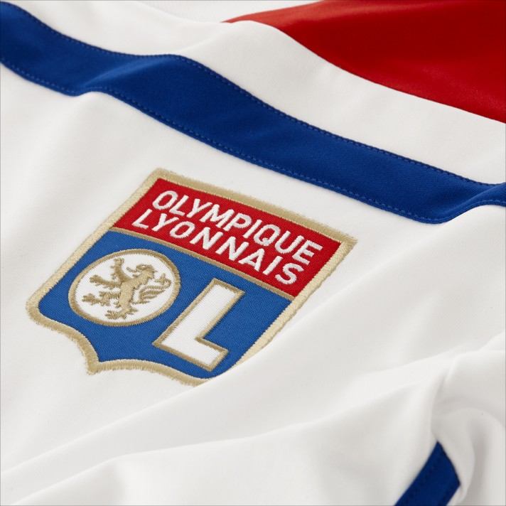 Olympique Lyon 2018-19 Adidas Home And Away Kit