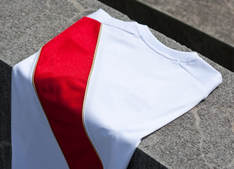 Peru 2018 World Cup Umbro Home Away Kit