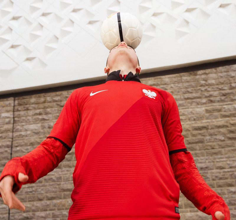 Poland 2018 World Cup Nike Home Away Kit