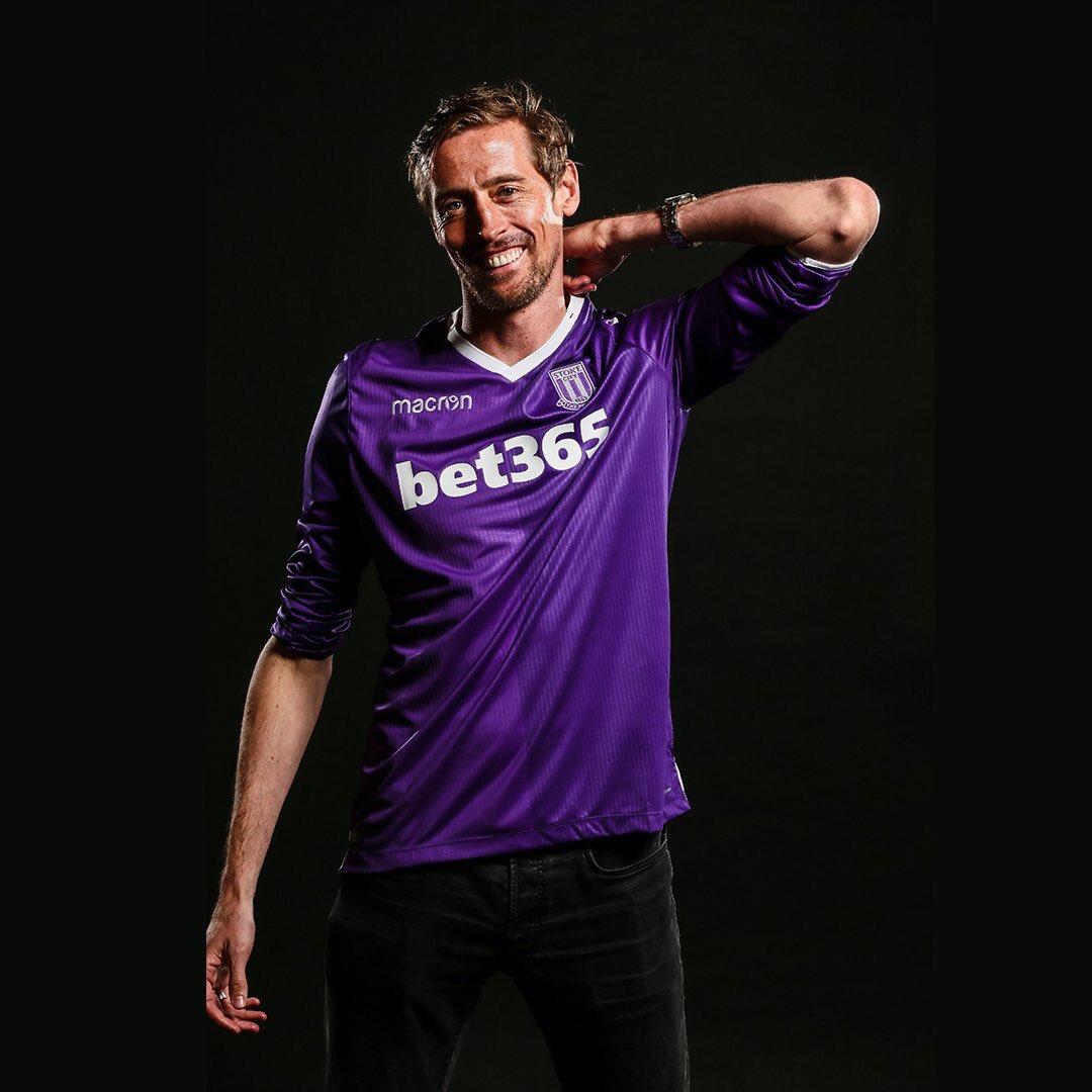 Stoke City 2018-19 Macron Home And Away Kits