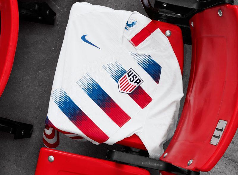 United States 2018 Nike Home Away Kit