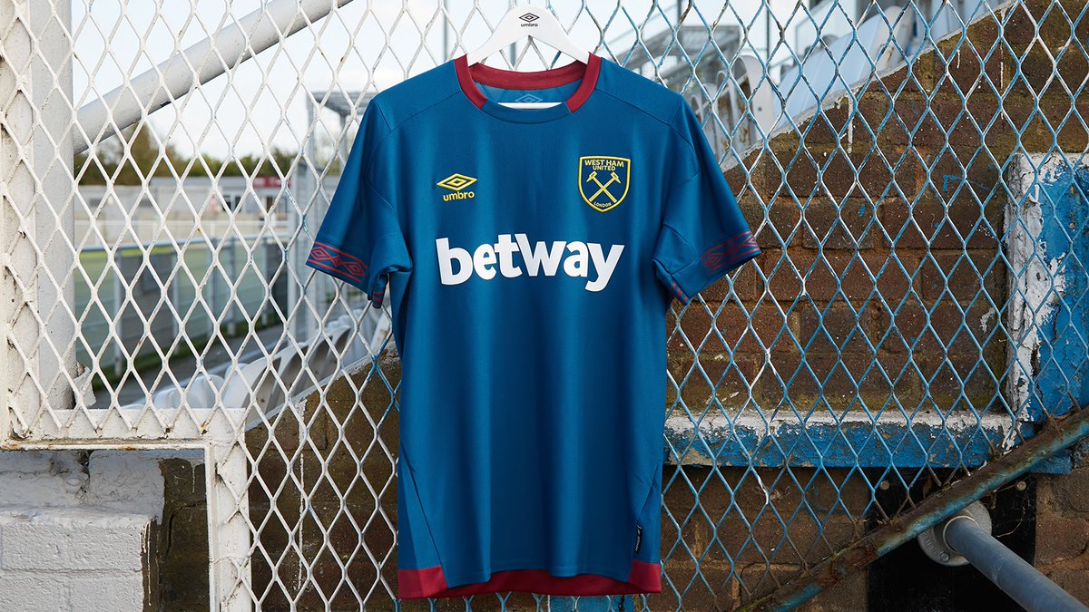 b730f2f7cf6 West Ham United 2018-19 Home Away Kit | Football Shirt News