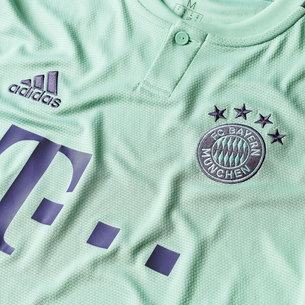 watch 69e3d 3da94 Bayern Munich 2018-19 Away Kit | Football Shirt News