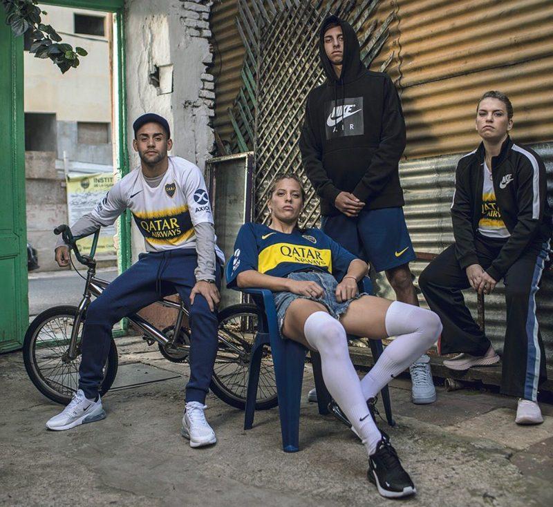huge discount 96f47 56254 Boca Juniors 2018-19 Home & Away Kits | Football Shirt News