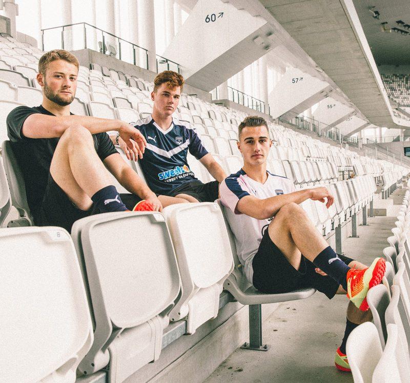 Bordeaux 2018-19 Home, Away & Third Kits
