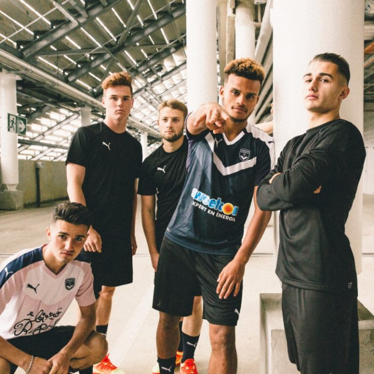 Bordeaux 2018-19 Home, Away & Third Kits