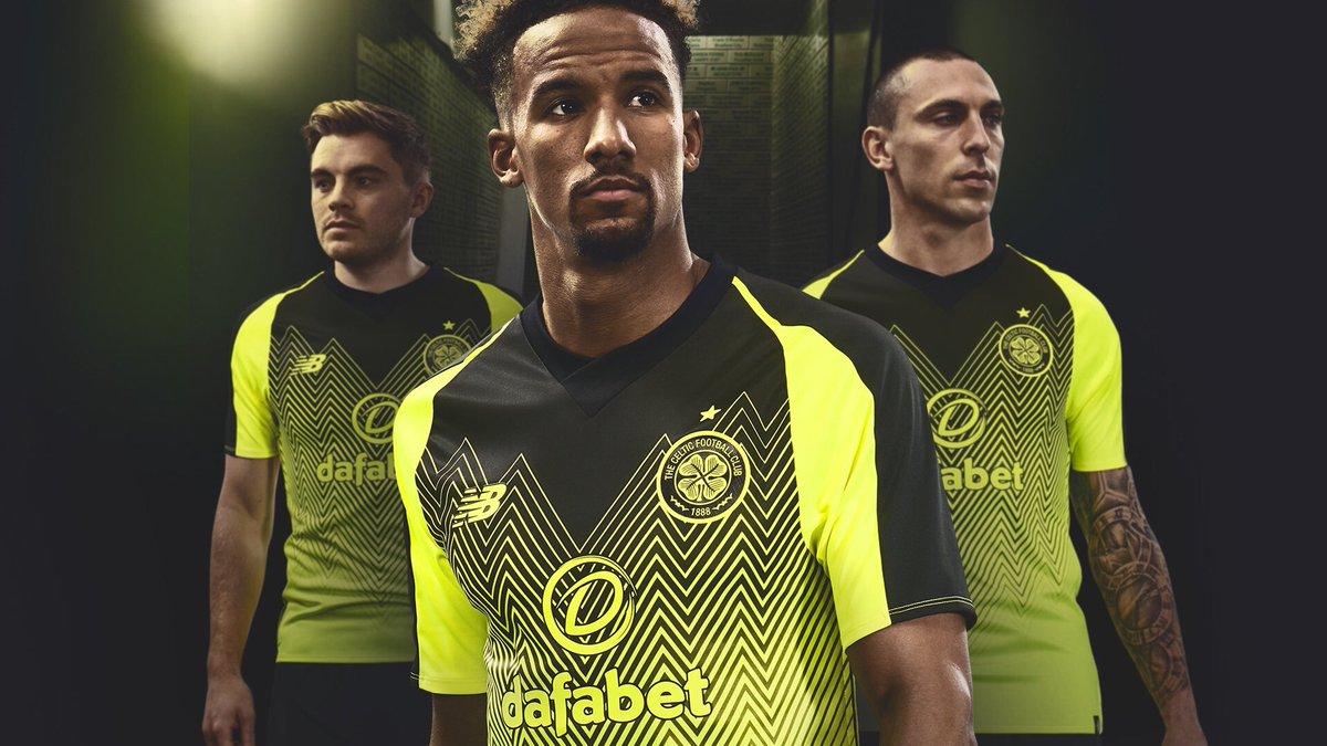 Celtic 2018-19 Away & Third Kit