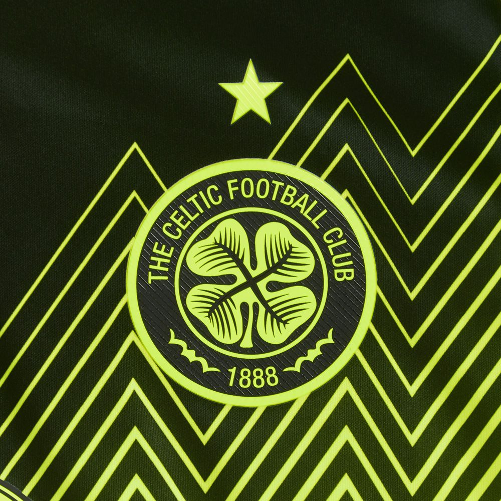 Celtic 2018-19 Away & Third Kit | Football Shirt News