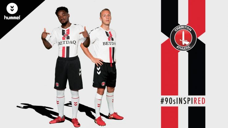 Charlton 2018-19 Away Kit