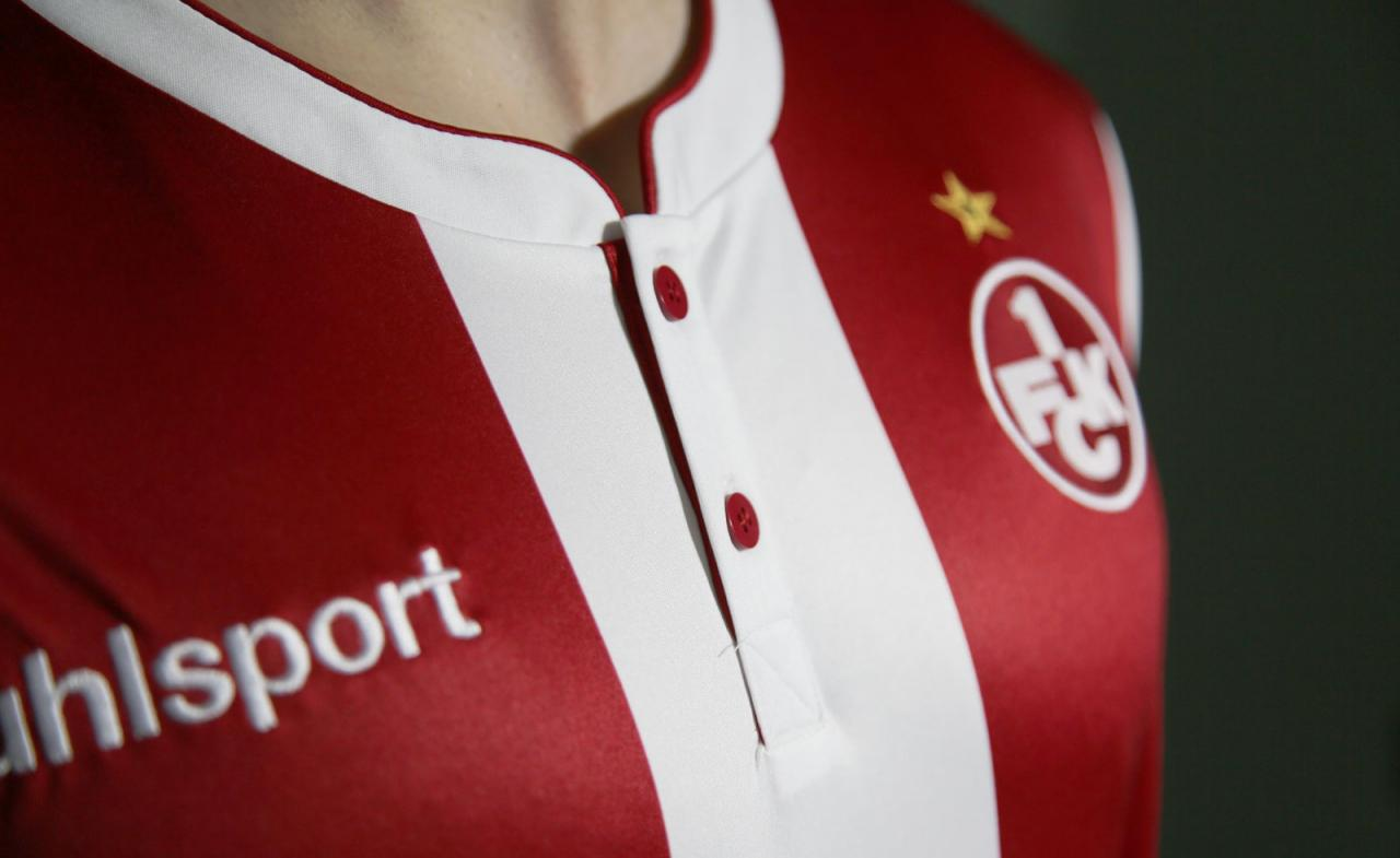 FC Kaiserslautern 2018-19 Home & Away Kits