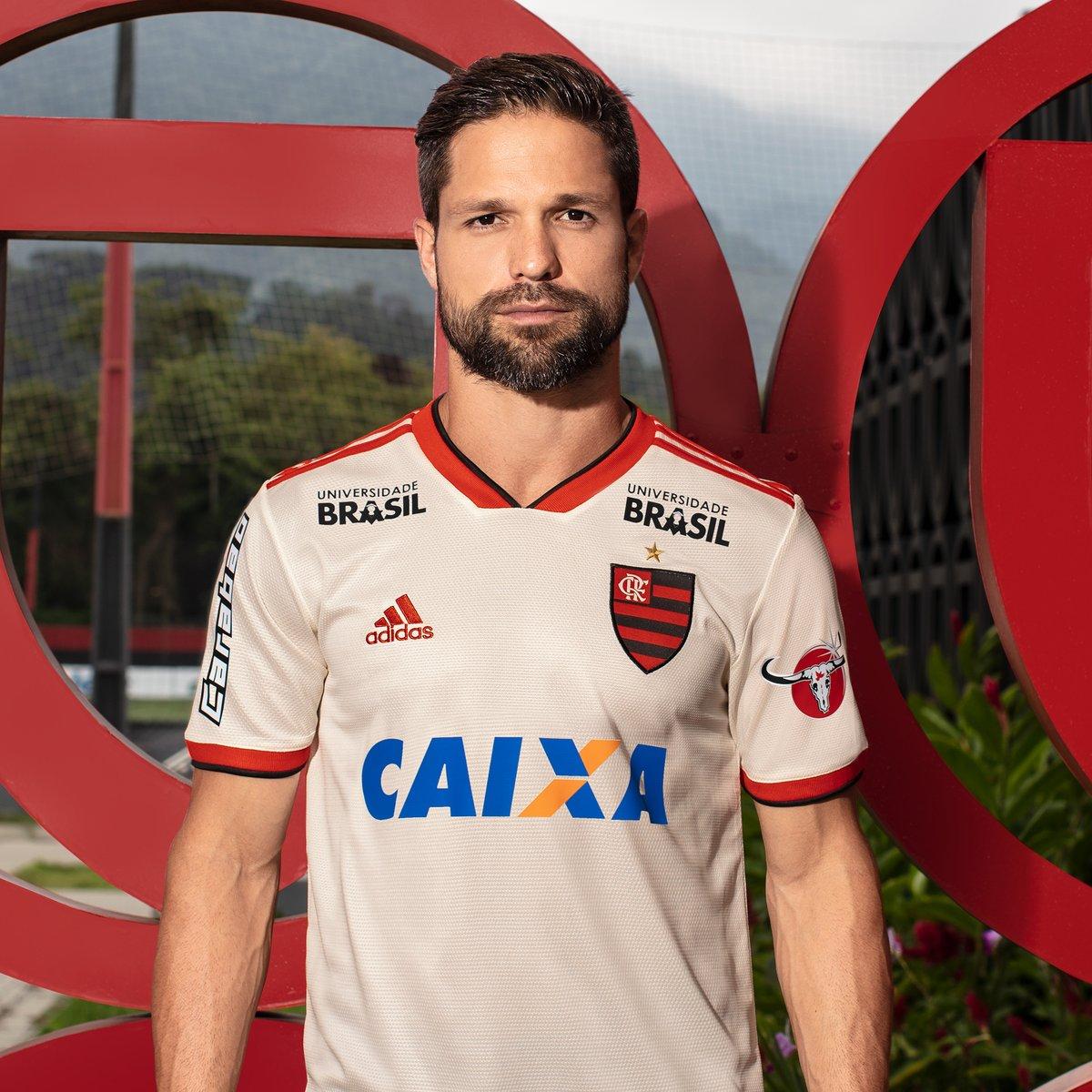 Flamengo 2018-19 Home, Away & Third Kits