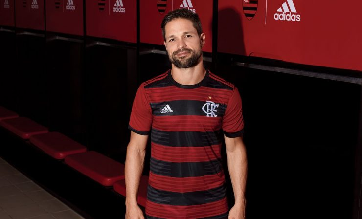 Flamengo 2018-19 Home, Away & Third Kits