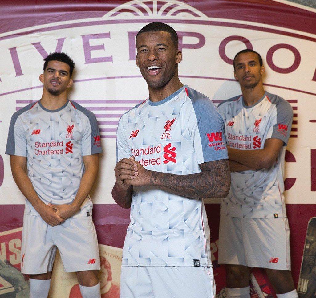 Liverpool 2018-19 Third Kit