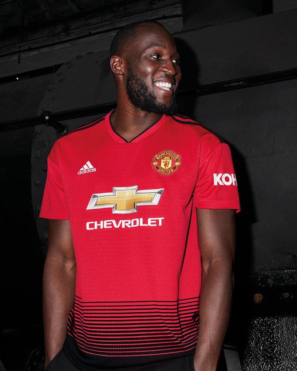 Manchester United 2018-19 Home Kit