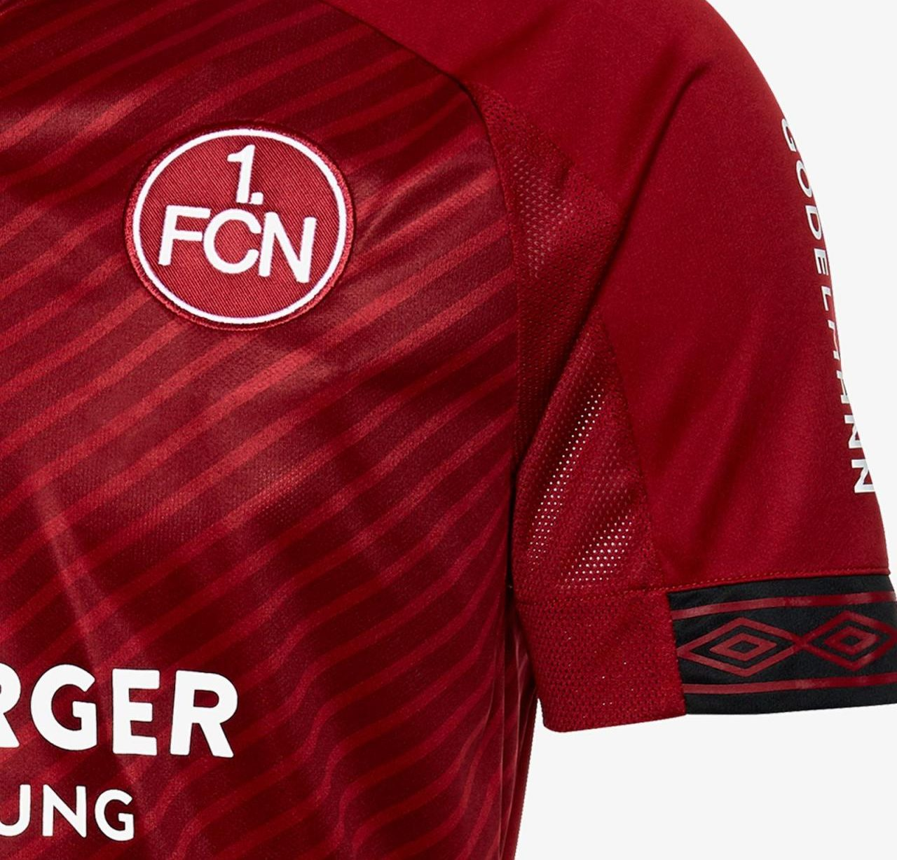 Nürnberg 2018-19 Umbro Home and Away Kit