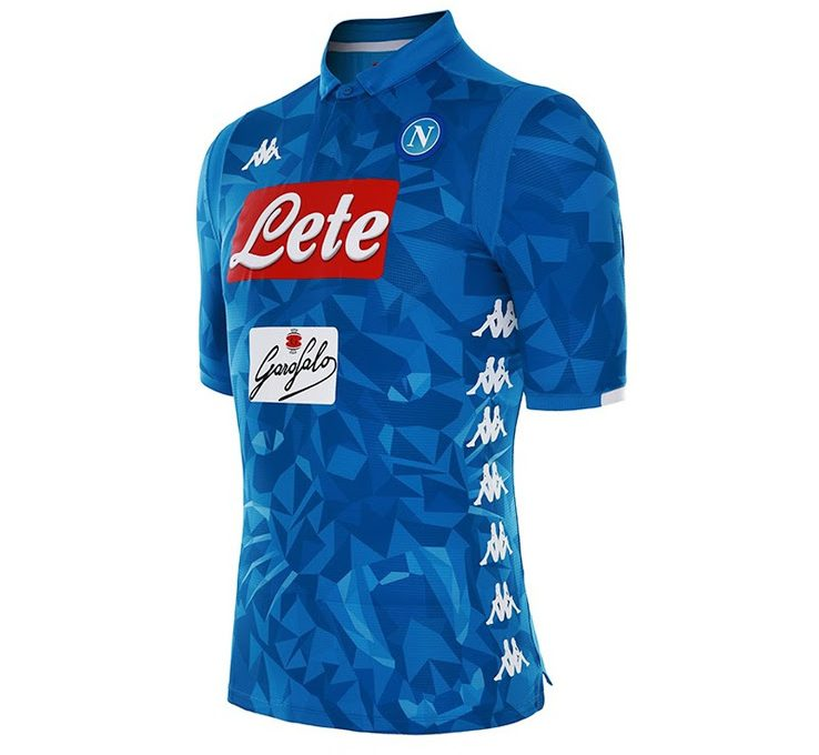 Napoli 2018-19 Home & Goalkeeper Kits