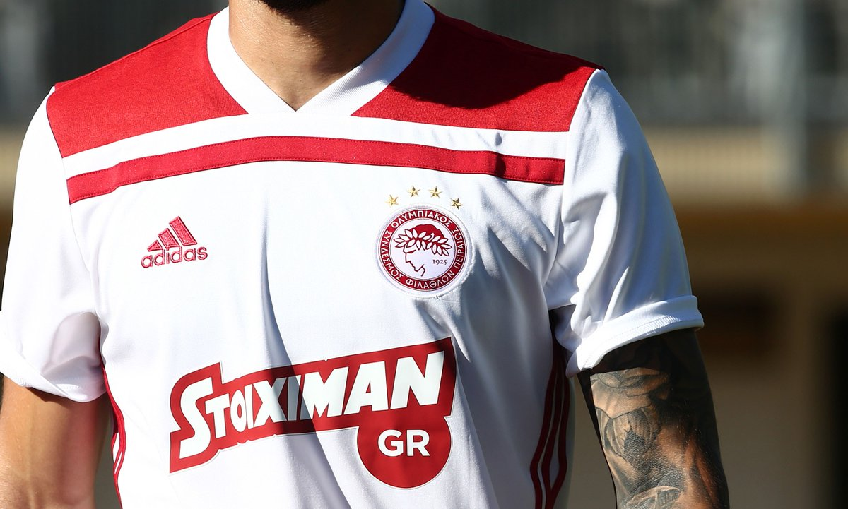 Olympiacos 2018-19 Home Away & Third Kit