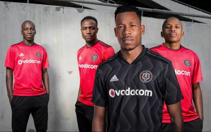 Orlando Pirates 2018-19 Adidas Home & Away Kits