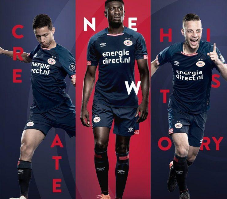 PSV Eindhoven 2018-19 Third Kit