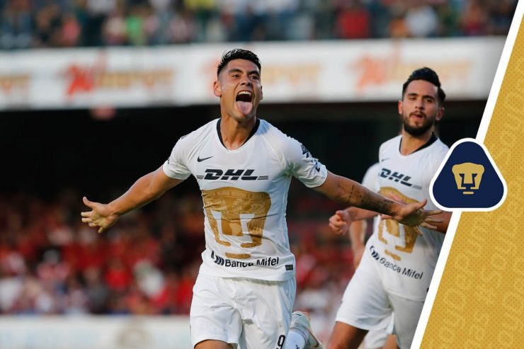 Pumas UNAM 2018-19 Nike Home and Away Kit