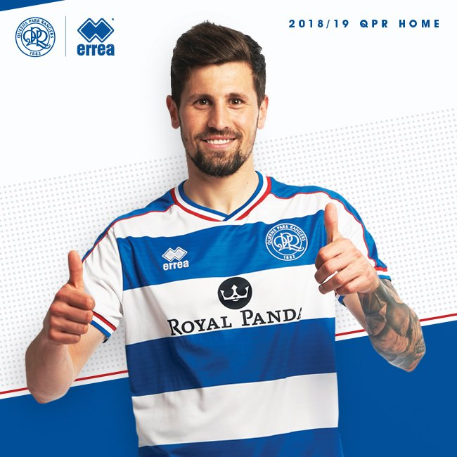 new concept d3c5b 3da4e Queens Park Rangers 2018-19 Home Away Kit | Football Shirt News