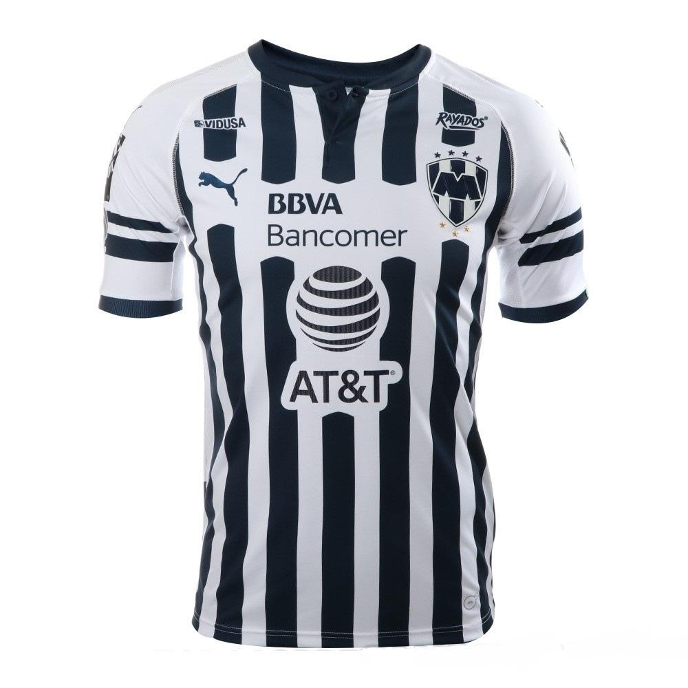 Monterrey 2018-19 Home & Away Kits | Football Shirt News