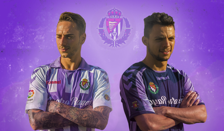 Real Valladolid 18-19 Home and Away Kits