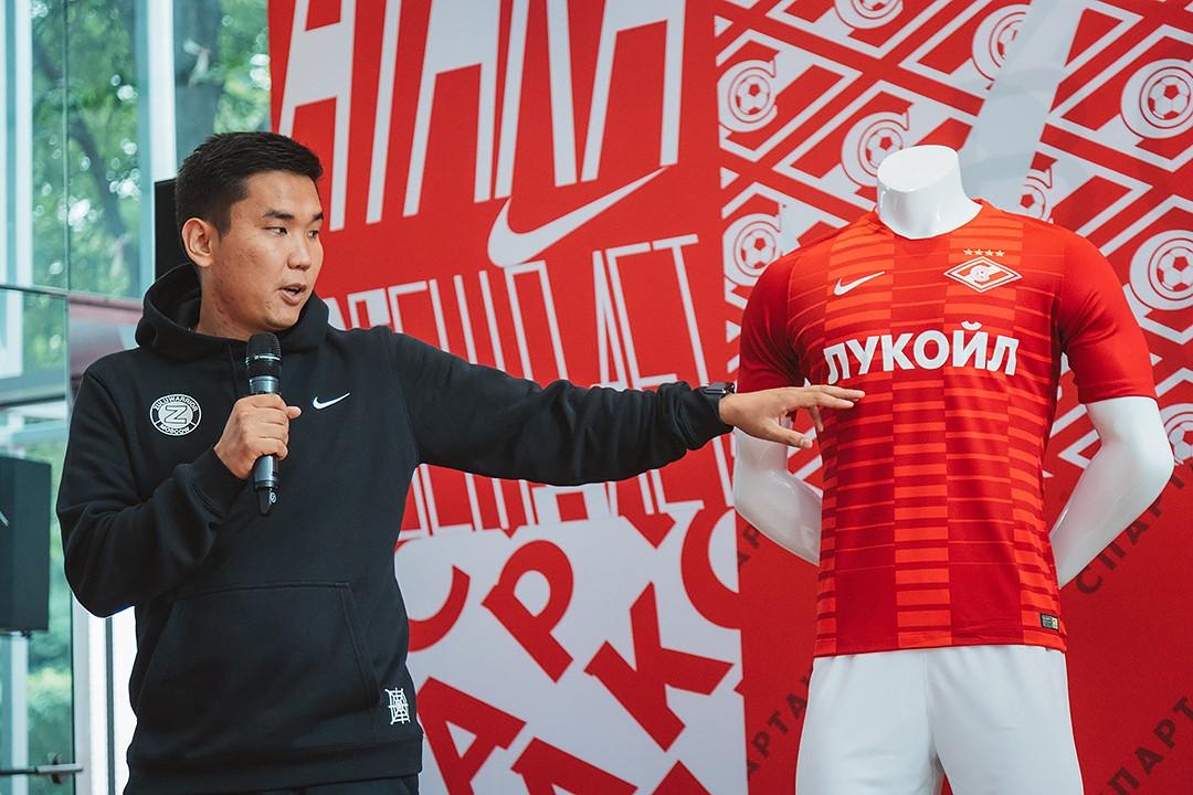 Spartak Moscow 2018-19 Nike Home & Away Kits