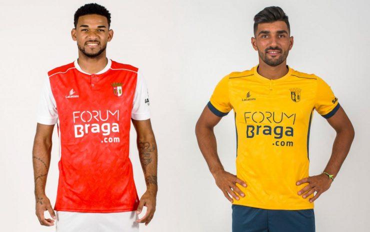 Sporting Braga 2018-19 Home and Away Kits