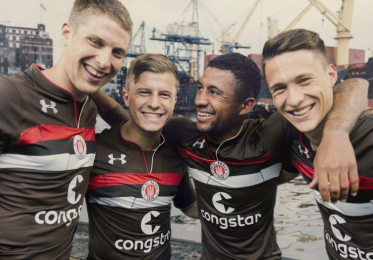 St. Pauli 2018-19 H Away & Third Kits