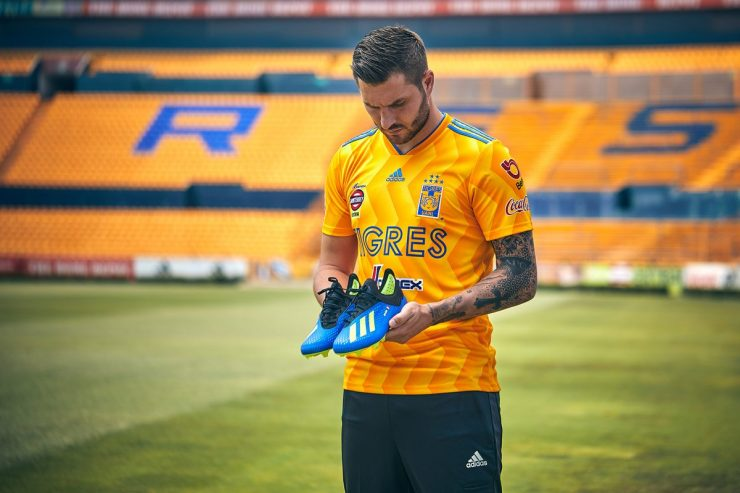 Tigres 2018-19 Adidas Home & Away Kits