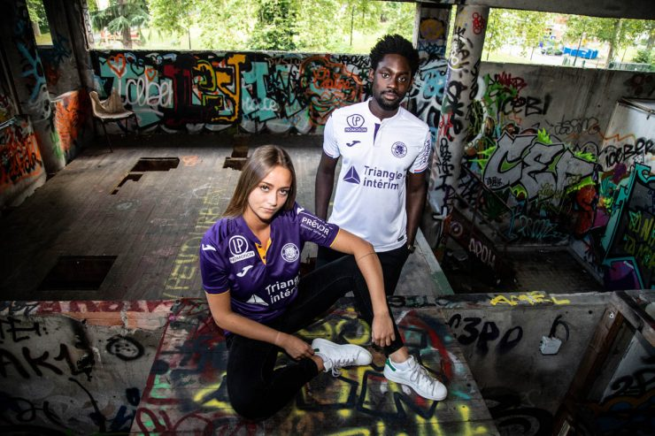 Toulouse 2018-19 JomHome & Away Kits