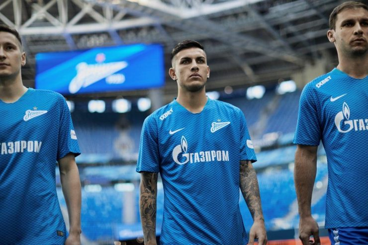 Zenit 2018-19 Home and Away Kit