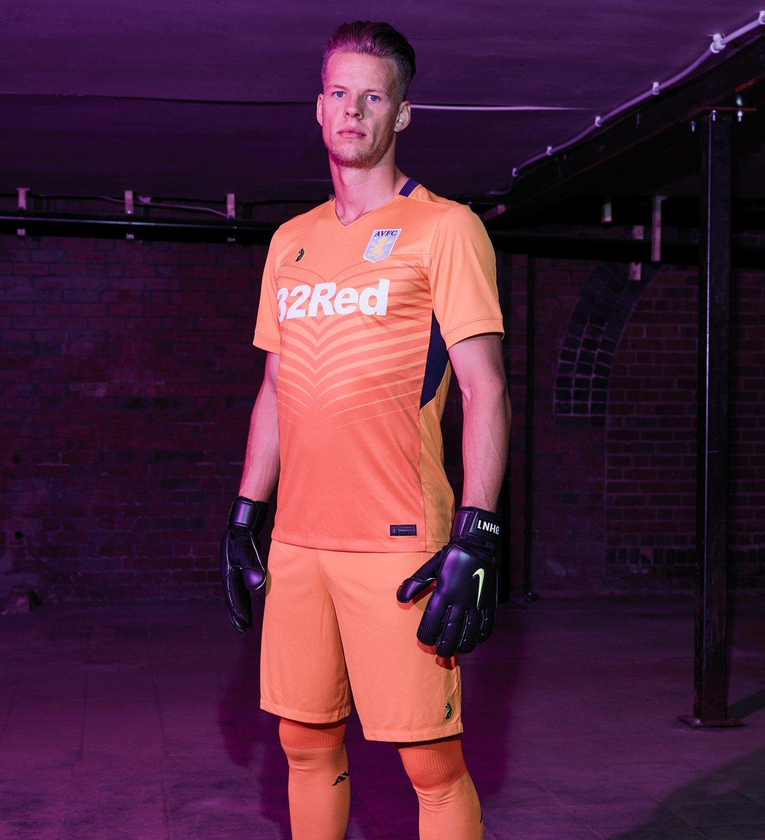 Aston Villa 2018-19 Third Kit