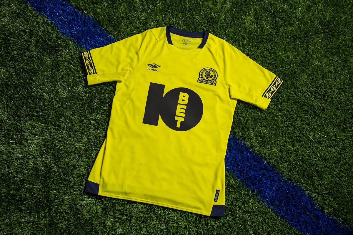 Blackburn Rovers 2018-19 Umbro Away Kit