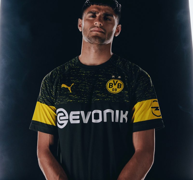 Borussia Dortmund 2018-19 Away Kit
