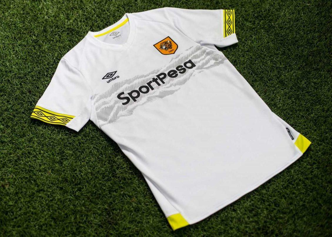 Hull City 2018-19 Third Kit Football Shirts