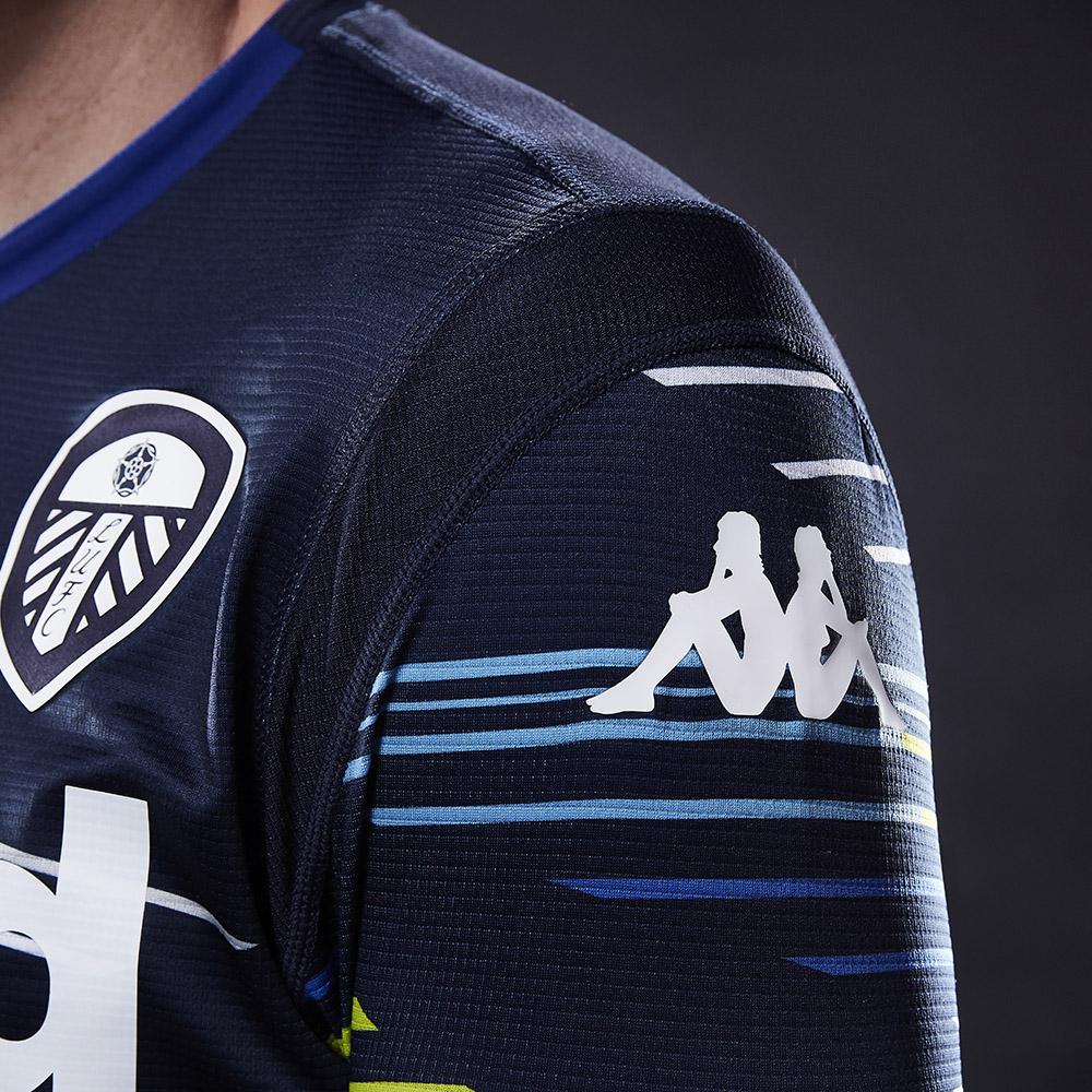 Leeds United 2018-19 Kappa Away Kit