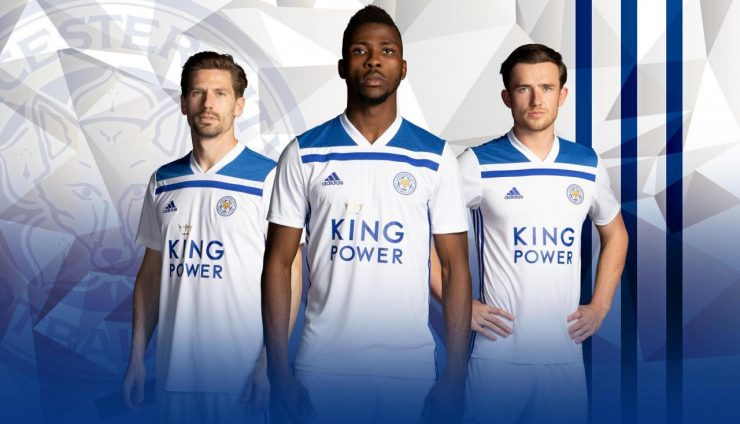 Leicester City 2018-19 Third Kit