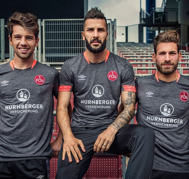 Nürnberg 2018-19 Third Kit