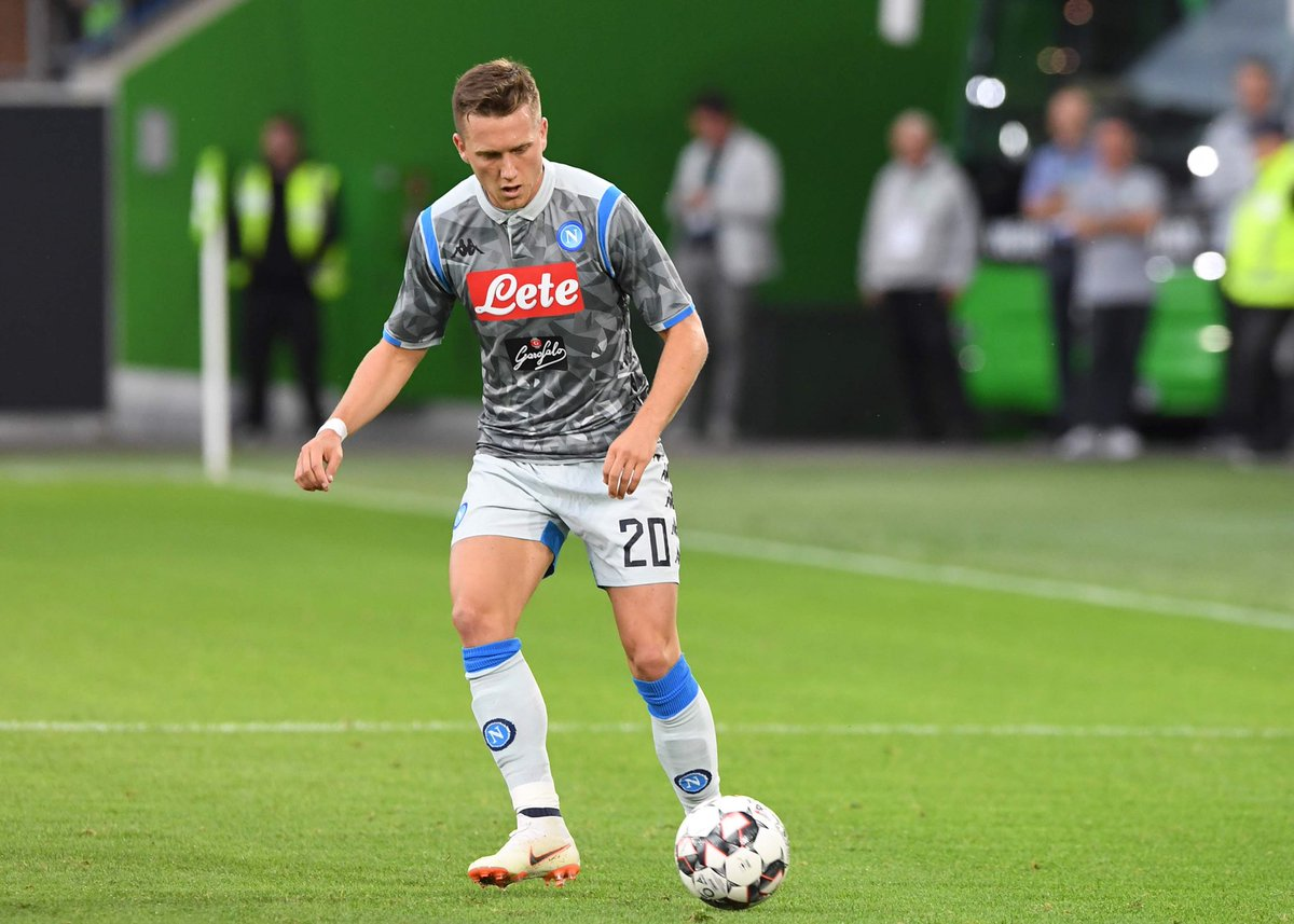Napoli 2018-19 Kappa Third Kit  b56b065c8