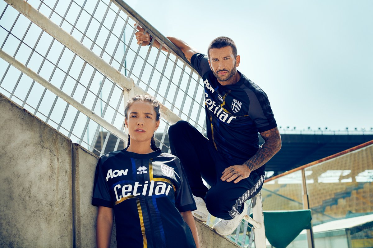 Parma 2018-19 Home Away & Third Kits