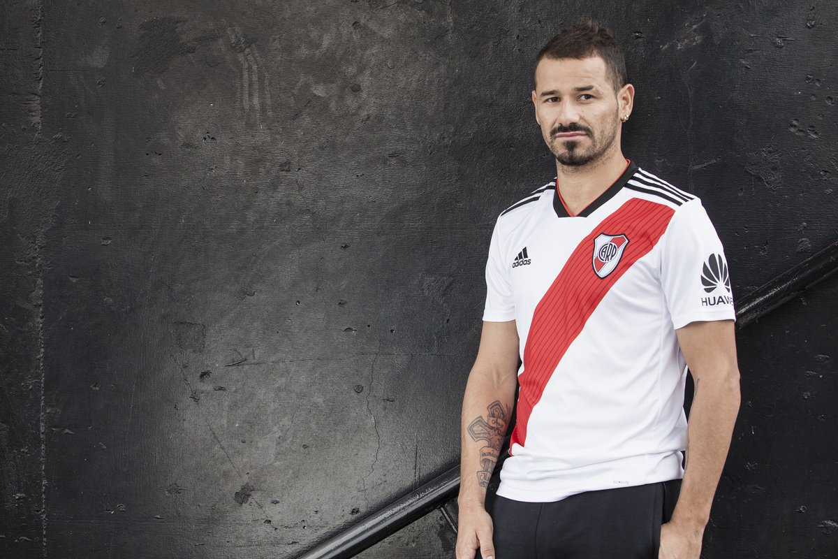 River Plate 2018-19 Home Kit
